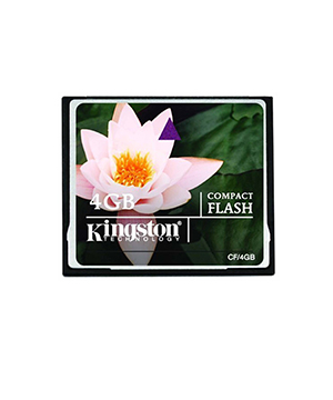 Kingston Compact Flash 4GB