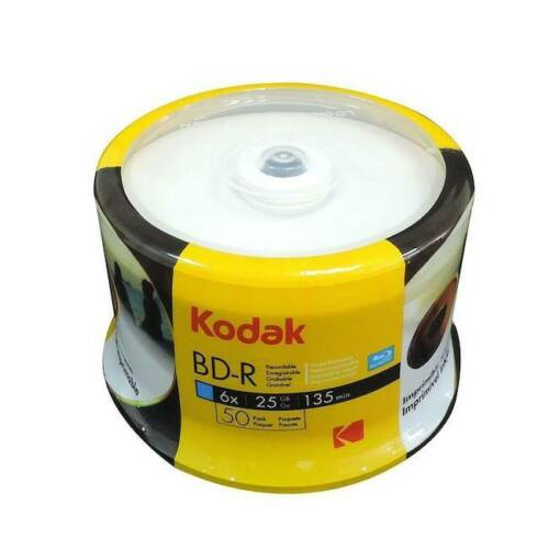 Kodak BDR 25gb (2x)-PACK OF 50