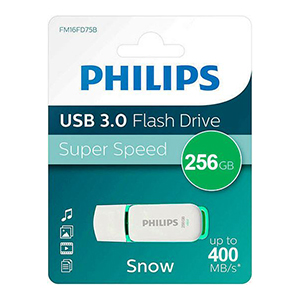 Philips 256 GB USB 3.0 Snow High Speed