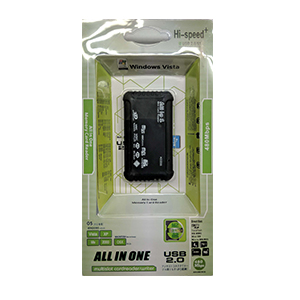 All in 1 Multi Memory Card Reader