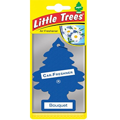 2D Little Trees Car Air Freshner Bouquet
