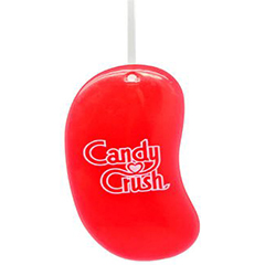 3D Candy Crush Tasty Cherry Car Air Freshner