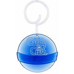 3D Candy Crush Tropical Splash Car Air Freshner
