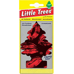 2D Little Trees Car Air Freshner Cherry Kiss