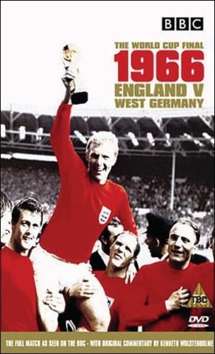 The World Cup Final 1966 DVD (2002) England (Football Team)