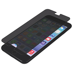 iPhone 5 tamper glass black