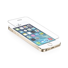 iPhone 5 tamper glass clear