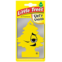 2D Little Trees Car Air Freshner Verry Vanilla