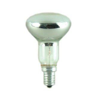 R63 Spot Lamp SES 60W (pack of 10)