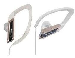 Panasonic RP-HS200E Water Resistant Headphones(Champagne Gold)