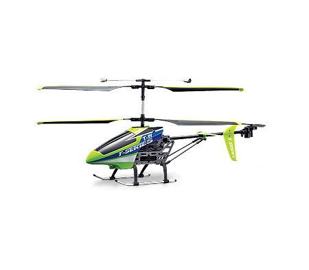 Thunderbird Metal Version Helicopter with Gyro