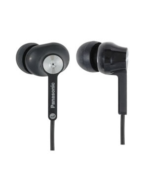 Panasonic In-Ear Noise Cancelling RPHC31 (Black)