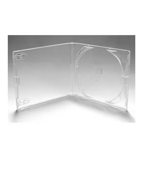 Amaray Sound & Vision Single Case Clear
