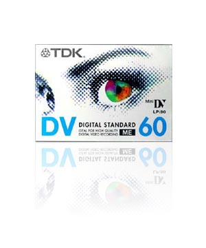 TDK DVM 60 (Box of 10)