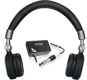 TDK wireless headphone WR700