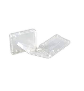 Unikeep Clear 10 binded sleeves case