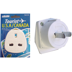 Travel Adaptor UK to USA/Canada