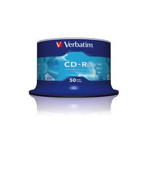 Verbatim CD-R80 (52x) Semi-branded- 50 spindle