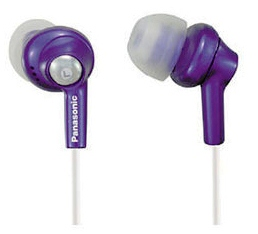 Panasonic Ear-Canal RP HJE240 (Violet)