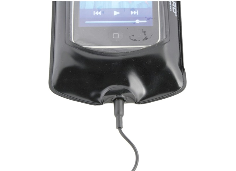Waterproof MP3 case